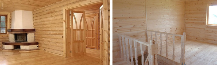 Применение деревянных планок