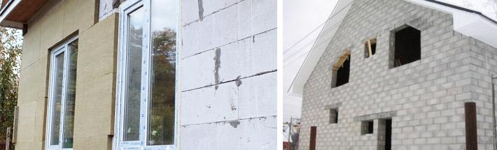 Проект дома из оцилинрованного бревна с мансардой