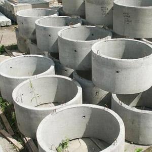 Расценки на бетонные кольца разных размеров