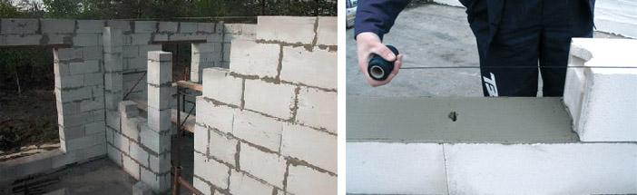 Кладка блоков своими руками пошаговая инструкция 18