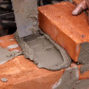 Сколько нужно цемента на кубометр кладки кирпича