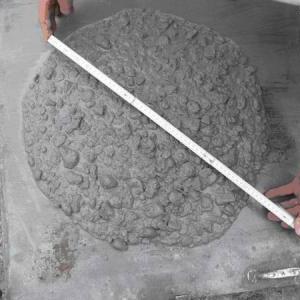 Удельная плотность и вес бетона