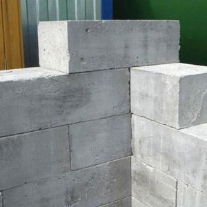 Блоки из пенобетона - габариты и цены
