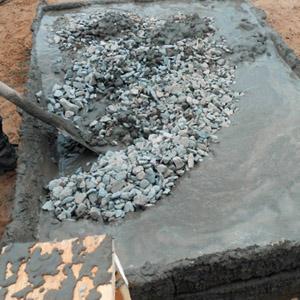 Выбираем щебень для сооружения фундамента