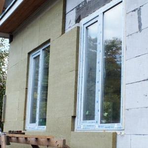 Как правильно утеплить газобетонный дом снаружи