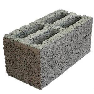 Количество блоков из керамзитобетона в 1 м3