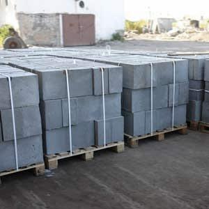 Количество пеноблоков в 1 м3 и цена с доставкой