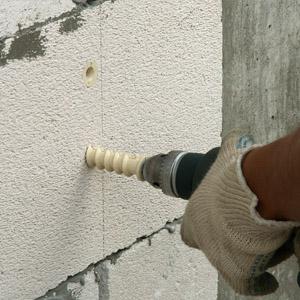 Крепежи для блоков из газосиликата