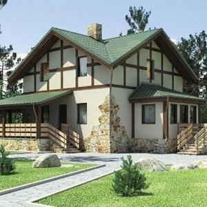 Обзор проектов частных домов из пеноблоков 100-150 м2