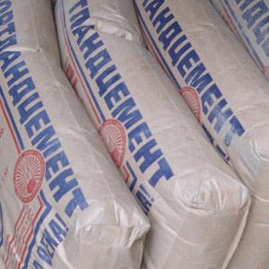 Объем цемента в стандартном 50 кг мешке