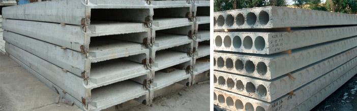 Особенности бетонных перекрытий