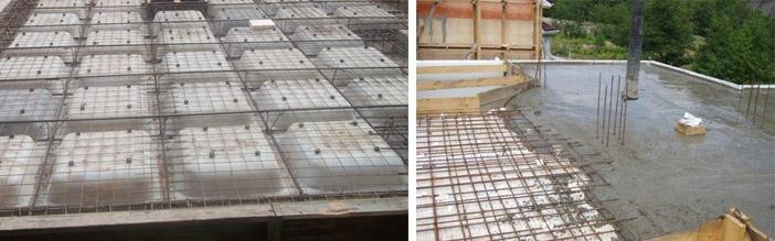 Особенности бетонных плит