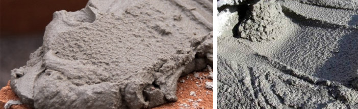 Особенности цементных растворов