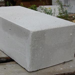 Пенобетонные блоки размером 20х30х60 мм - стоимость за штуку