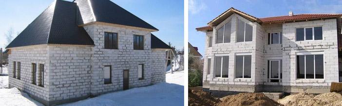 Популярные проекты домов