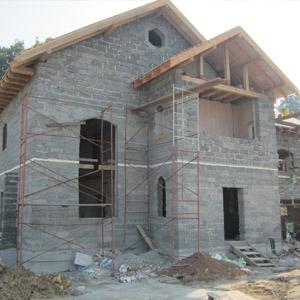 Проекты арболитовых домов и расценки