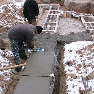 Стоимость бетонных работ - от монтажа опалубки до заливки смеси