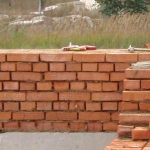 Строим фундамент из красного кирпича своими силами