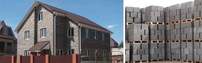 Строительство домов с применением арболита