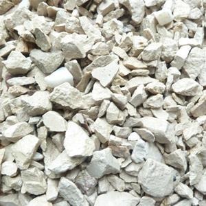 Удельный вес известнякового и гранитного щебня