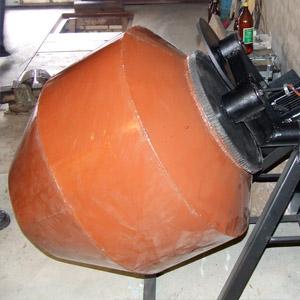 Самостоятельное изготовление бетоносмесителя
