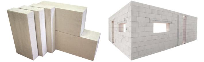 Число газоблоков в 1 кубе