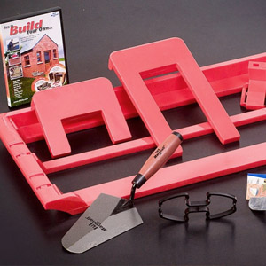 Инструменты для укладки кирпича