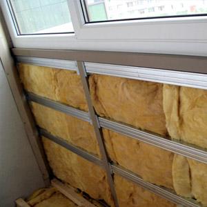 Какая теплоизоляция лучше для балкона