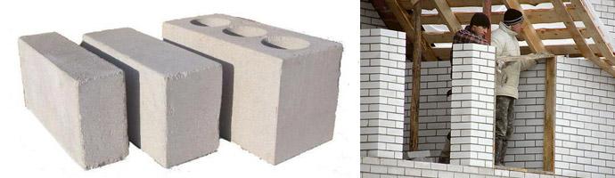 Размер силикатного блока