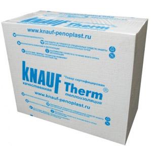 Теплоизоляция из пенополистирола Knauf