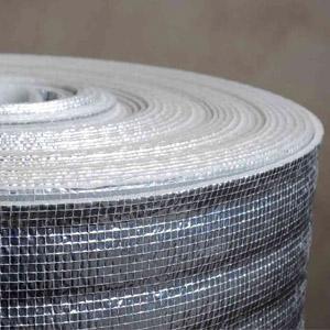 Теплоизоляция с алюминиевой фольгой