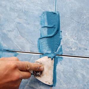 Эпоксидные затирочные составы для плитки в ванной комнате