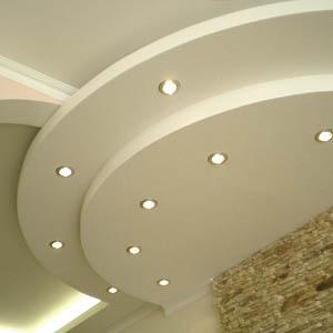 Какой потолок лучше выбрать - натяжной или гипсокартонный