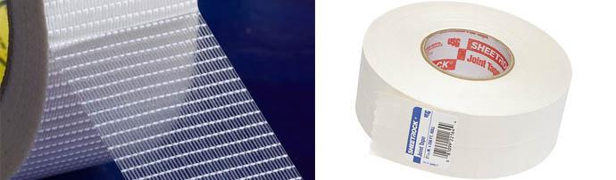 Ленты из бумаги и стекловолокна