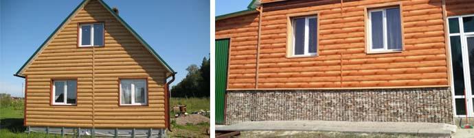 Металлическая облицовка Металл Профиль под древесину