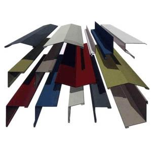 Обзор доборов для крыши из металлочерепицы