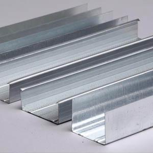 Разновидности и размеры металлопрофилей для гипсокартона