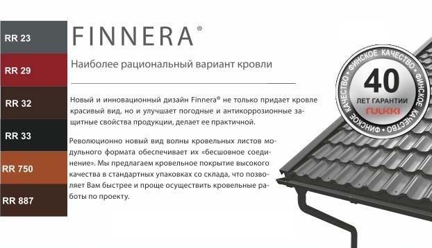 Серия Finnera