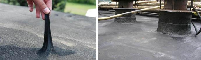 Гидроизоляция жидкого типа популярный вид покрытия плоской крыши