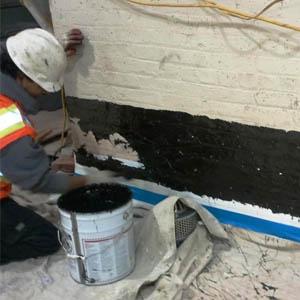 Как гидроизолировать пол и стены подвального помещения
