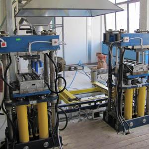 Обзор станков для изготовления полимерпесчаной черепицы