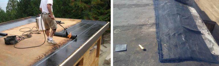 Кроем крышу рубероидом своими руками 18