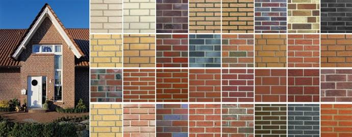 Разнообразие оттенков плитки