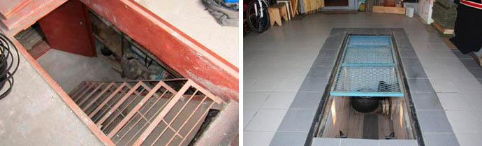 Проект гаража 5 на 8 из газобетона