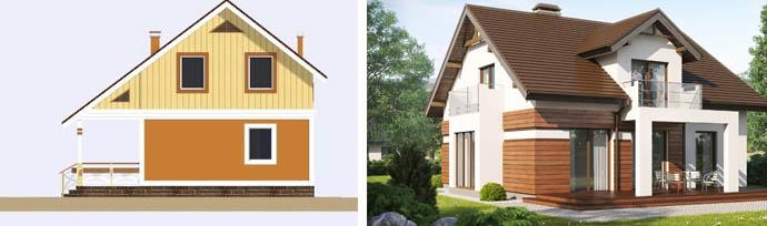 Мансардный этаж - лучший вариант крыши загородного дома