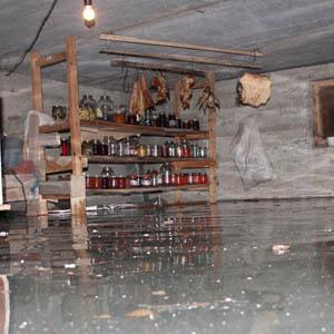 Что делать, если в подвал попадают грунтовые воды