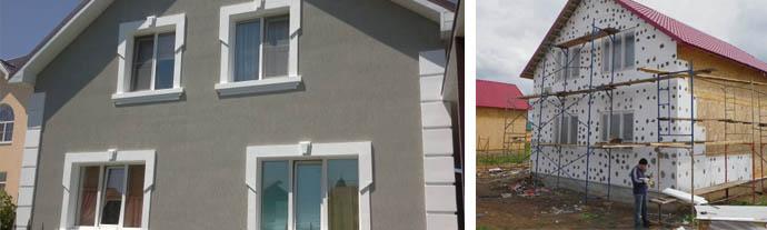 Что такое мокрый фасад и сколько он стоит