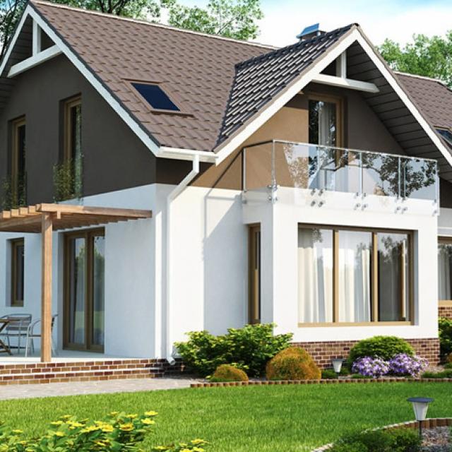 Автоклавный газобетон для возведения загородного дома