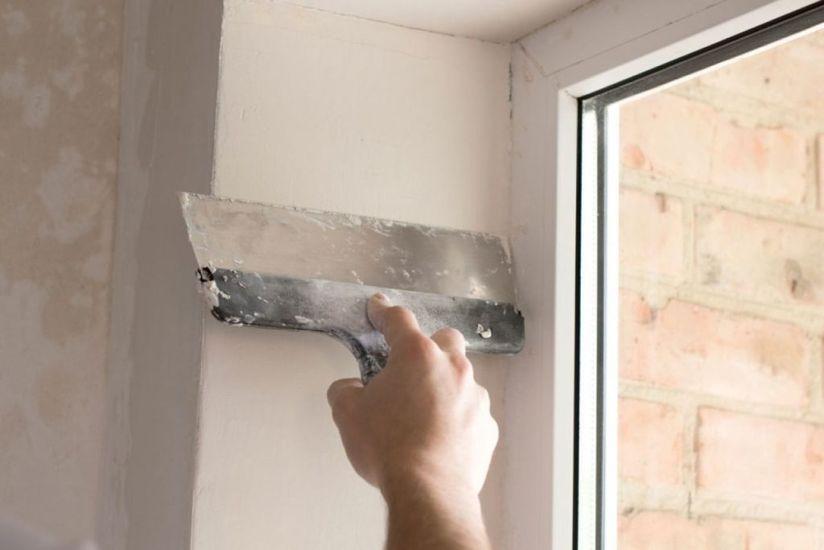 Как отштукатурить откосы на окнах внутри квартиры