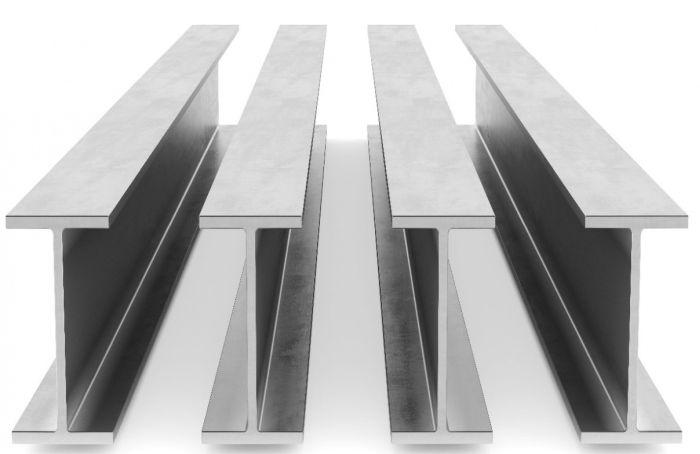 двутавровая балка металлическая